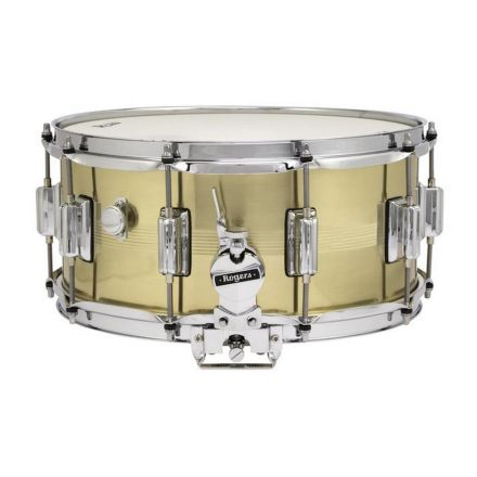 Rogers Dyna-sonic 7 line Snare Drum 14x6.5 B7 Brass 1.2mm Shell