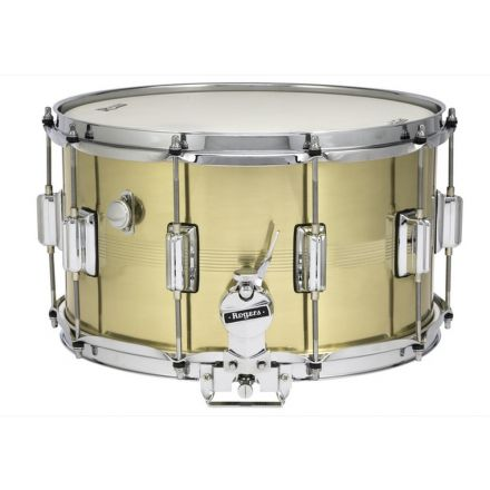 Rogers Dyna-sonic Brass Snare Drum 14x8