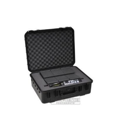 SKB 3i-2015-YMP Injection Molded Case for Yamaha MultiPad12 or Roland SPD-S