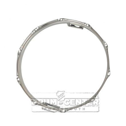 """Rogers Drum Parts : Dyna-sonic Snare Side Hoop 14"""" w/ Snare Gates"""