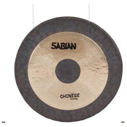 Sabian Chinese Gong 40
