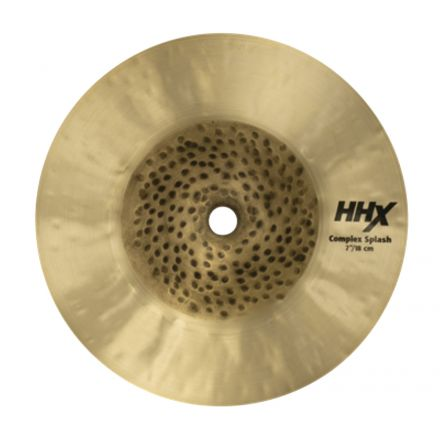 Sabian HHX Complex Splash Cymbal 7