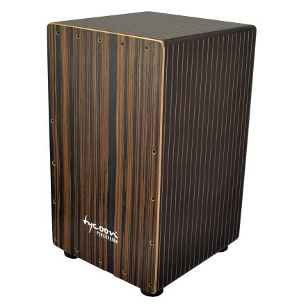 Tycoon Percussion 29 Series Master Handcrafted Pinstripe Cajon