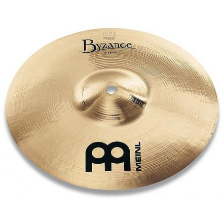 Meinl Byzance Brilliant Splash Cymbal 8