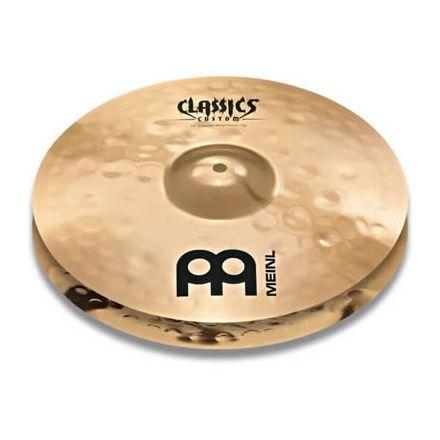 Meinl Classics Custom Extreme Metal Hi Hat Cymbals 14