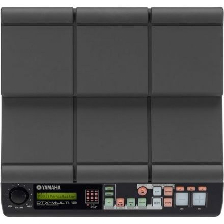 Yamaha DTX Multi-12 12-Zone Electronic Percussion Pad