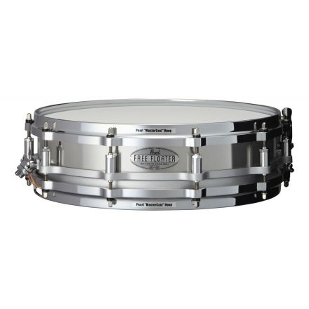 Pearl 14x3.5 Stainless Steel Free Floating Snare Drum