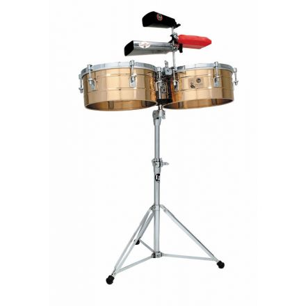 LP Tito Puente 14 & 15 Timbales - Bronze