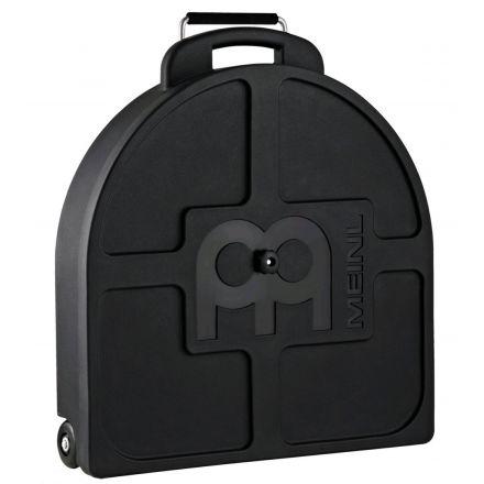 Meinl Professional Cymbal Trolley Hard Case 22 Black