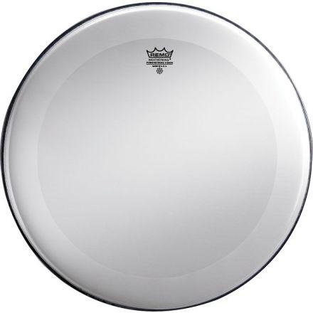Remo Smooth White Powerstroke 3 20 Inch Drum Head w/ No Stripe