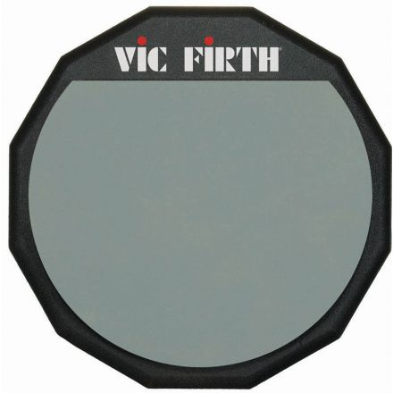 Vic Firth Single-Sided Practice Pad, 12
