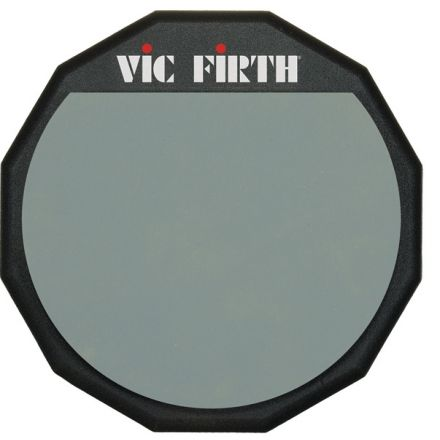 Vic Firth Single-Sided Practice Pad, 6