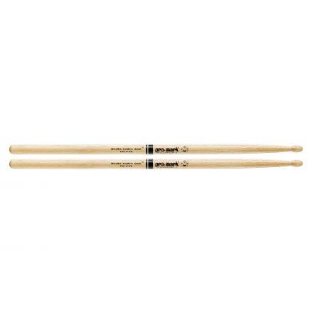 Promark Shira Kashi Oak 747B Super Rock Wood Tip Drumstick