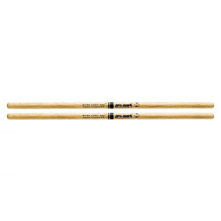 Promark Shira Kashi Oak Rock Knocker Wood Tip Drumstick