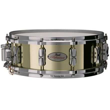 Pearl Reference 14x5 Brass Shell Snare Drum