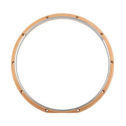 """Gibraltar Dunnett Design Wood/Metal Batter Hoop 14"""" 8-Lug"""