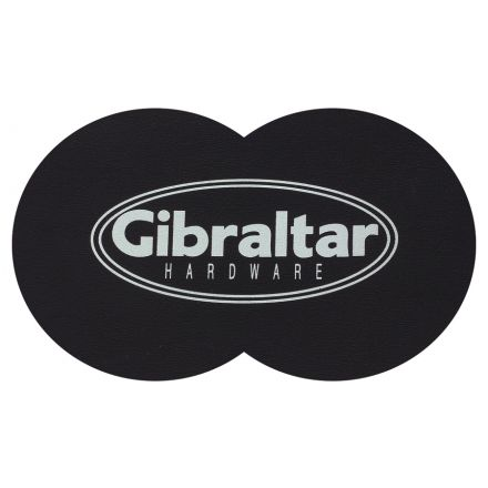 Gibraltar Double Pedal Impact Pad