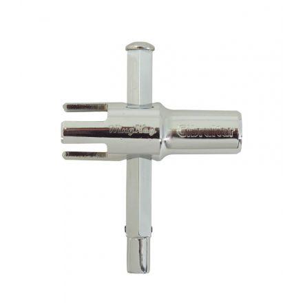 Gibraltar SC-GWK Wing Key Multi Purpose Drum Tool