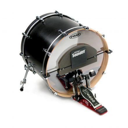 """Evans SoundOff Bass Drum Mute 18-26"""""""