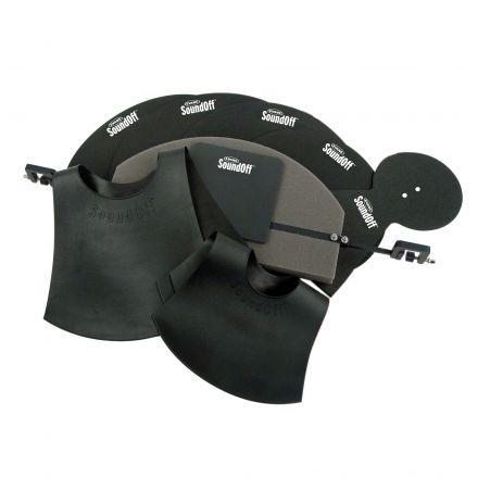 Evans SoundOff Drum/Cymbal Mute Box Set, Standard Sizes
