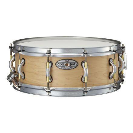 Pearl 14x5 Maple SensiTone Premium Snare Drum - Natural Maple