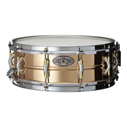 Pearl 14x5 Beaded Phosphor Bronze SensiTone Premium Snare Drum