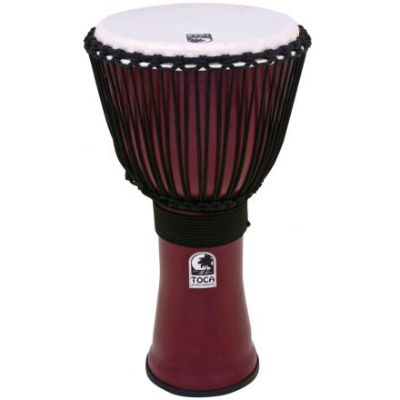 Toca Freestyle 2 Djembe 12 Red