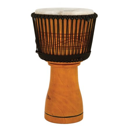 Toca Master Series Wood Rope Tuned 13 Djembe