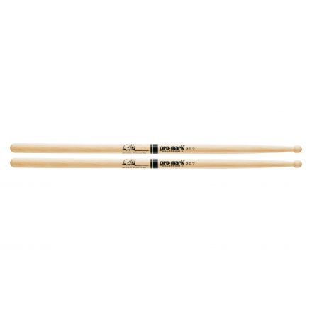 Promark Hickory 707 Simon Phillips Wood Tip Drumstick
