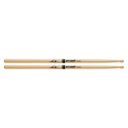 Promark Hickory 808L Wood Tip Ian Paice Drumstick