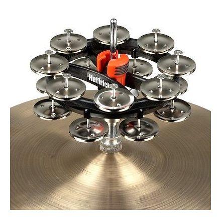 Rhythm Tech Double Hat Trick G2 Hi Hat Tambourine Brass