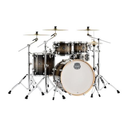 Mapex Armory Series Exotic Rock Shell Pack - Black Dawn