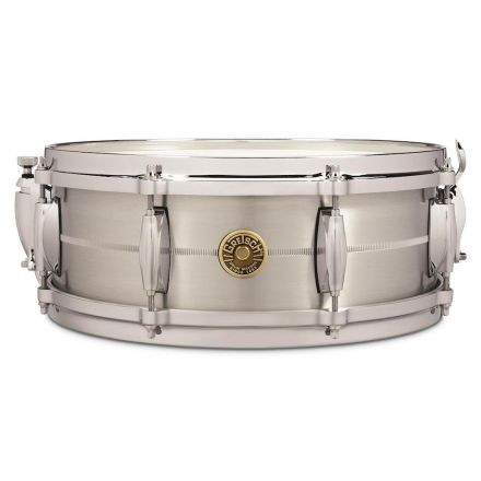 Gretsch USA Solid Aluminum Snare Drum 14x5