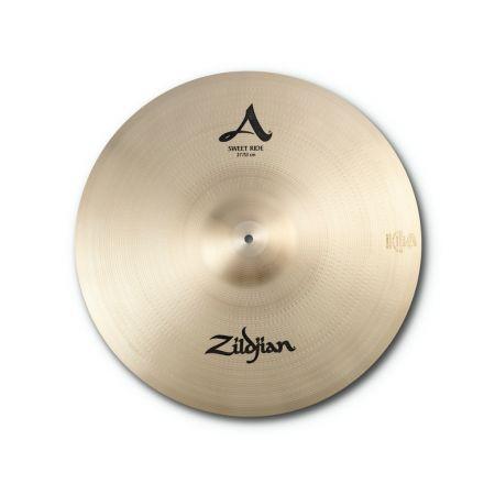 "Zildjian A Sweet Ride Cymbal 21"""