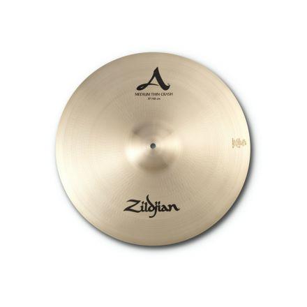 "Zildjian A Medium Thin Crash Cymbal 19"""