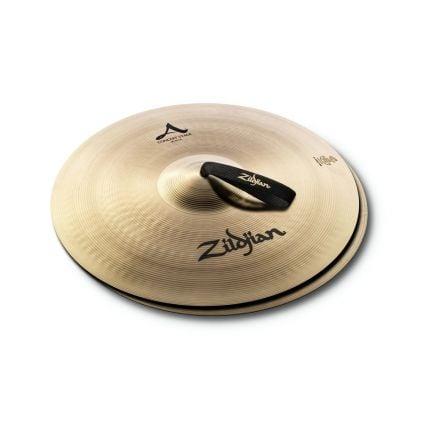 "Zildjian A Concert Stage Cymbal Pair 18"""