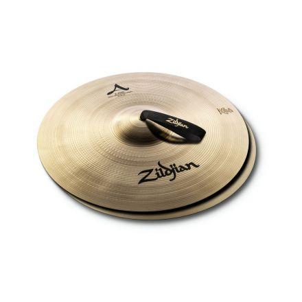 "Zildjian Z Mac Cymbal Pair With Grommets 18"""