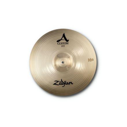 """Zildjian A Custom Crash Cymbal 18"""""""