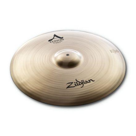 "Zildjian A Custom Medium Ride Cymbal 22"""