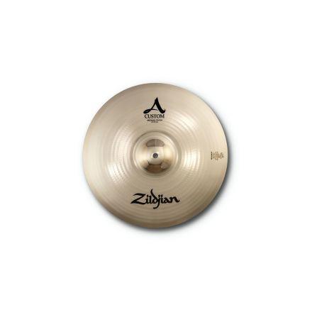 "Zildjian A Custom Medium Crash Cymbal 16"""