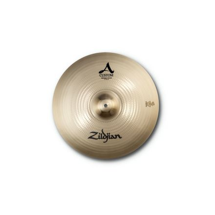 "Zildjian A Custom Medium Crash Cymbal 17"""