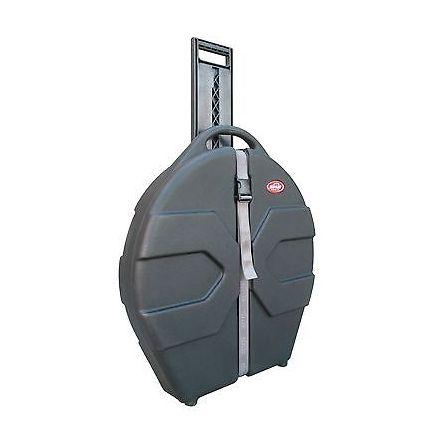 SKB ATA 22 Cymbal Vault with handle & wheels