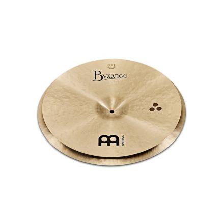 Meinl Byzance Artist Concept Matt Halpern Double Down Cymbal Stack 17/18