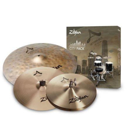 Zildjian A City Pack Cymbal Set