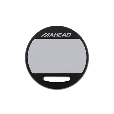 Ahead AHPZM 10 inch Practice Pad with Snare Sound