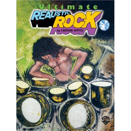 Carmine Appice - Ultimate Realistic Rock Drum Method Book