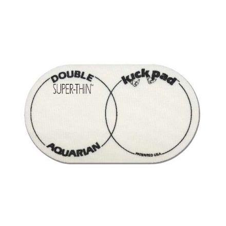 Aquarian Accessories Super-Thin Double Kickpad