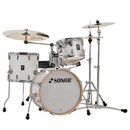 Sonor AQ2 Maple Bop Set - White Marine Pearl