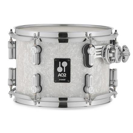 Sonor AQ2 10x7 Maple Tom - White Marine Pearl