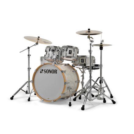 Sonor AQ2 Maple Stage Set - White Marine Pearl